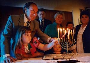 Jews Hanukkah 1