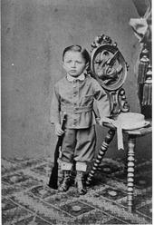 Fritz Haber childhood