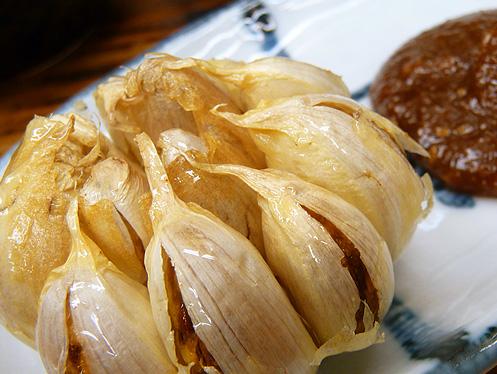ガーリック ガーリック (Garlic Garlic) - 神泉/にん …