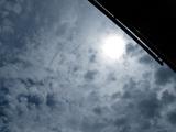 皆既日食の空