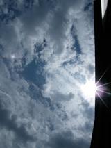 皆既日食の空2