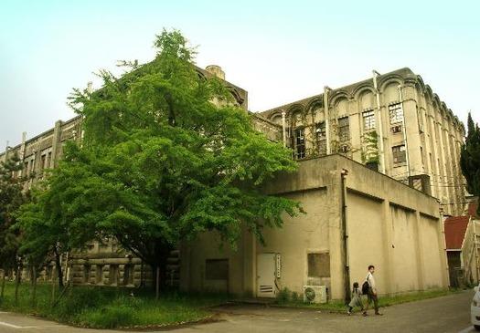 九州大学箱崎キャンパス_旧法文学部本館 (27)