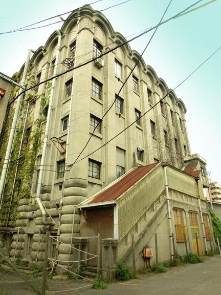 九州大学箱崎キャンパス_旧法文学部本館 (3)