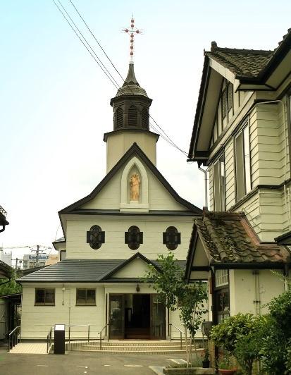 山形市_カトリック山形教会 (3)