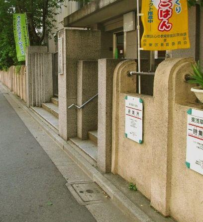 台東区東浅草_東浅草小学校2