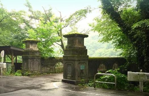 本庄市児玉町小平地内_間瀬堰堤_管理橋など (4)