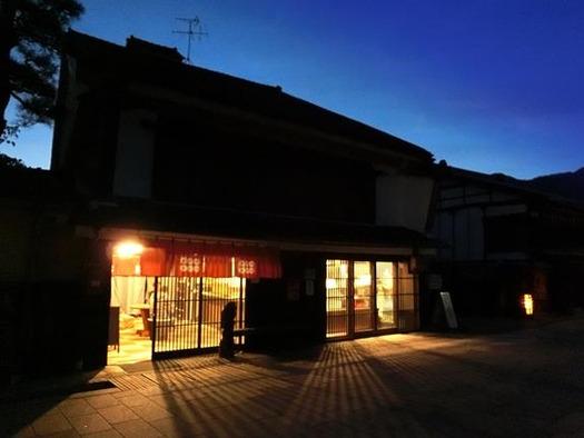 信州上田北国街道柳町の柳町屋 (1)