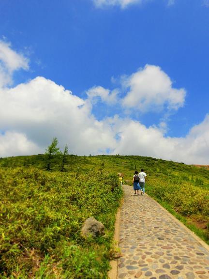 草津白根山 (3)