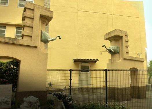 旧市立動植物園の門S10 (2)