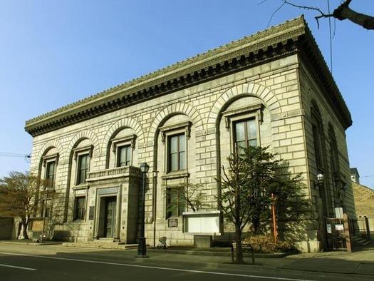 北海道小樽市色内1-3-10_旧三井銀行小樽支店 (1)