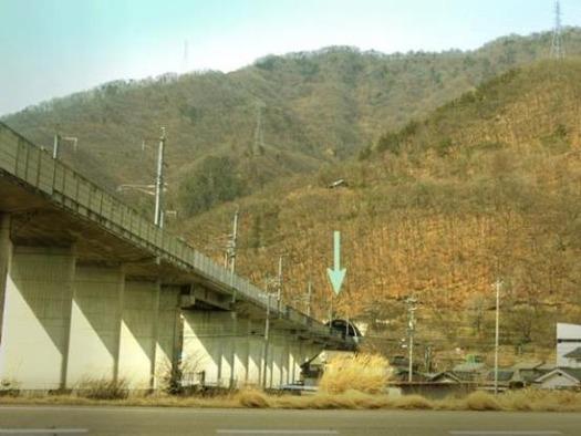秋和の新幹線絶景スポット (6)