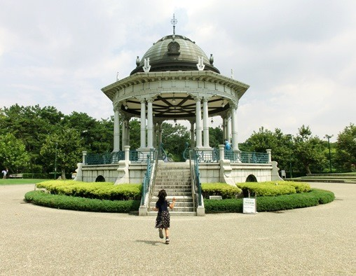 20140902鶴舞公園_奏楽堂 (2)