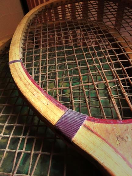 戦前のテニスラケット_丸善と中村商店 (4)