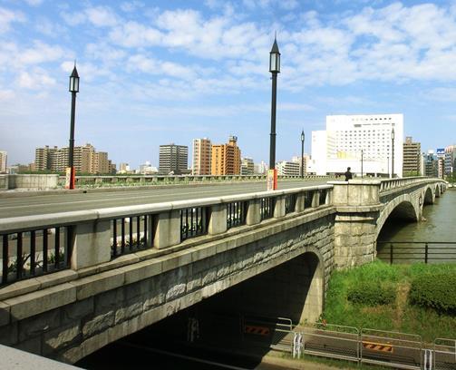 新潟市中央区_萬代橋 (1)