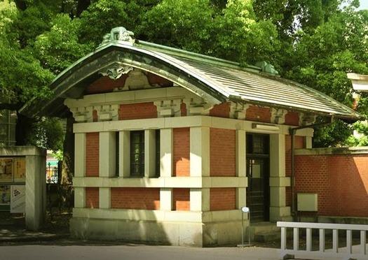 東京大学本郷正門及び門衛所 (3)