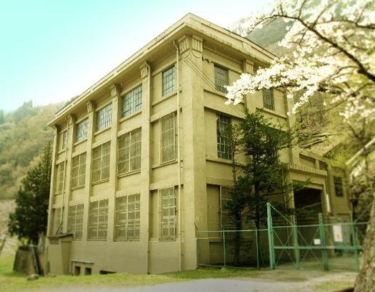 松本市波田_竜島第二発電所 (2)