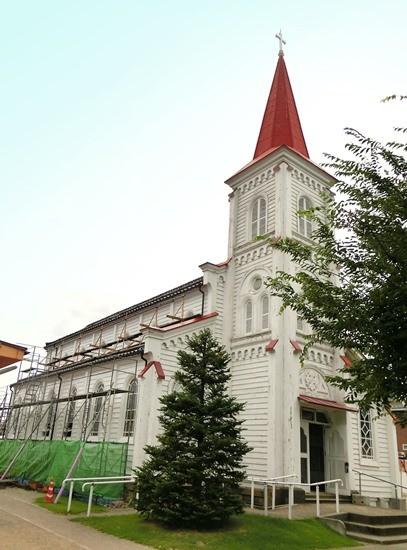 山形県鶴岡市_鶴岡カトリック教会天主堂 (3)