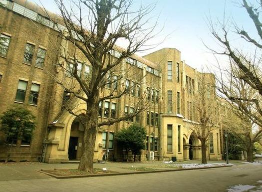 東京大学本郷キャンパス_法文学部1号館 (9)
