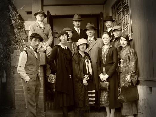 旧高田邸セピア (1)