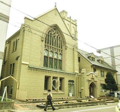 旧ユニオン教会 (2)