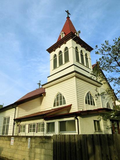新参町教会 (2)