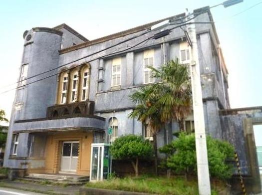 高知県南国市_旧高知県電気局庁舎 (1)