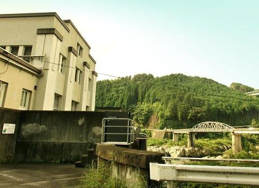 岐阜県恵那市笠置町毛呂窪_大井発電所 (4)