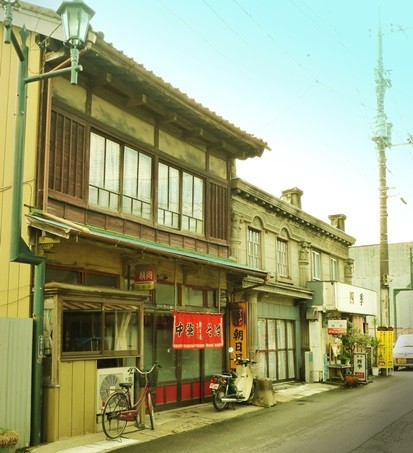 石岡市国府_大和田家貸店舗 (1)