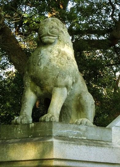 聖教殿_狛犬 (1)