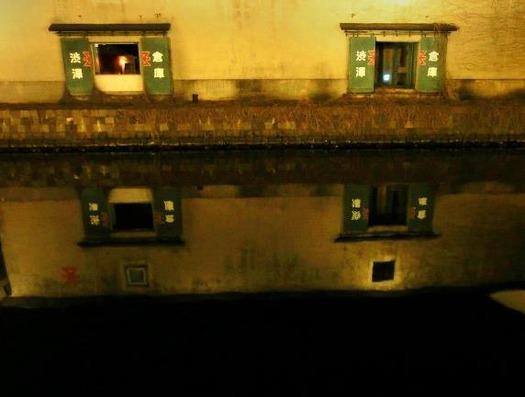夜の小樽運河 (9)