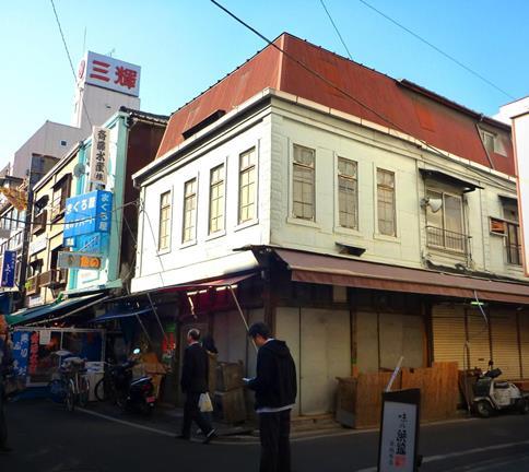 東京都中央区築地4-10-3_小見山商店