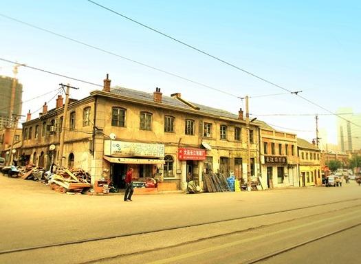 路面電車と東関街 (16)