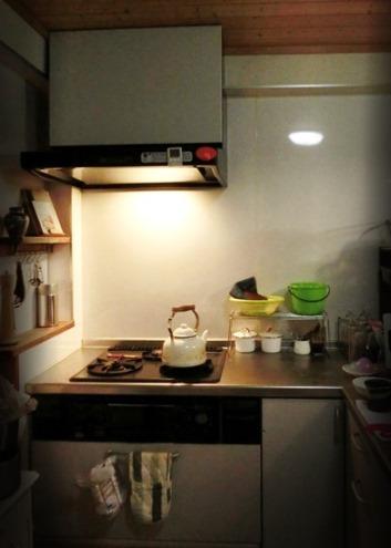 20150713キッチンDIY (3)