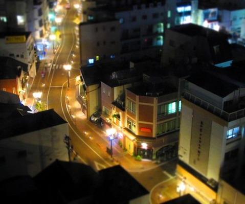 松山の景色 (1)