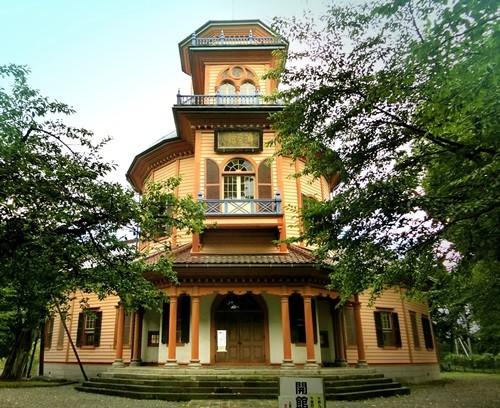 旧済生館病院本館  (2)