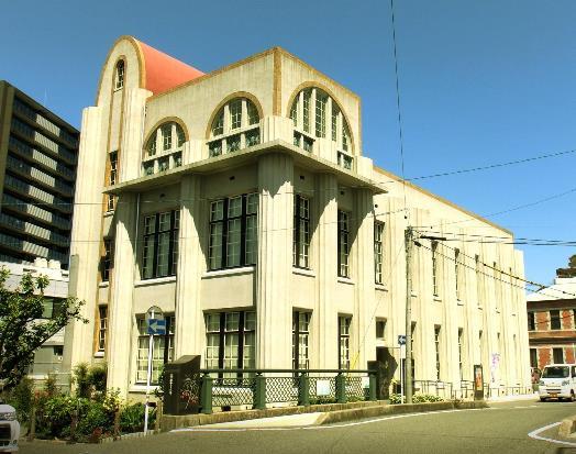 旧逓信省下関電信局電話課庁舎 (3)