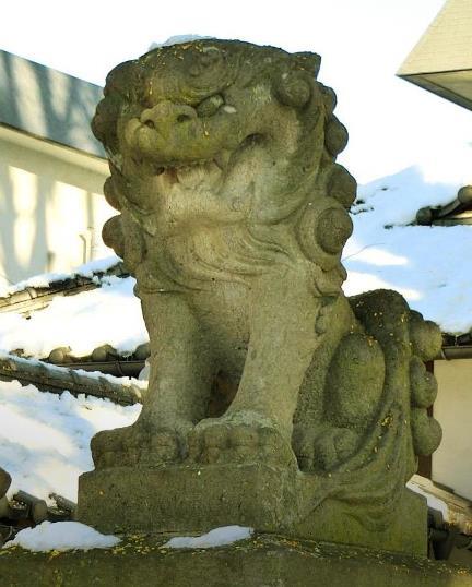 長野県松本市丸の内10-37_松本神社_松本式狛犬 (4)