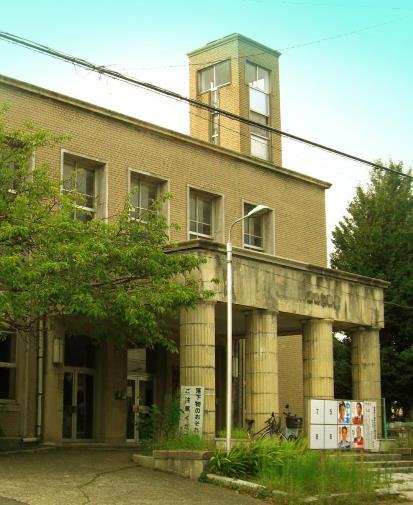 新潟県柏崎市西本町3_旧柏崎公会堂 (1)