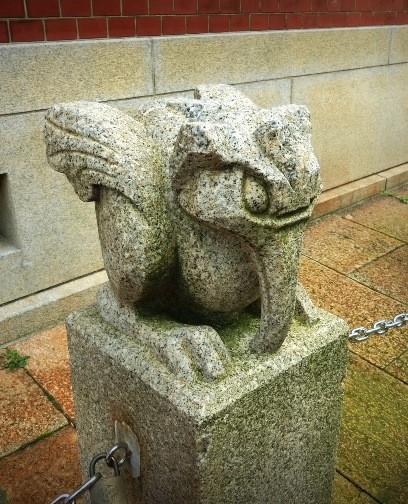 本願寺伝道院_オブジェ3 (1)