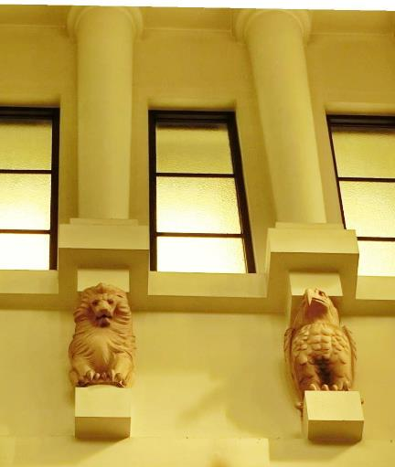 神奈川県横浜市港北区大倉山2_大倉精神文化研究所 _動物 (6)