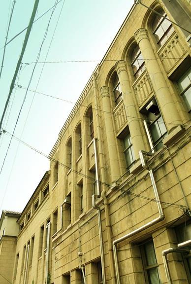 会津若松市東栄町_会津若松市役所本庁舎旧館_側面 (6)