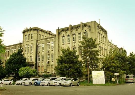 九州大学箱崎キャンパス_旧法文学部本館 (26)