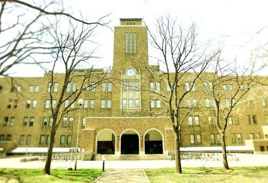 旧北海道帝国大学農学部本館 (5)