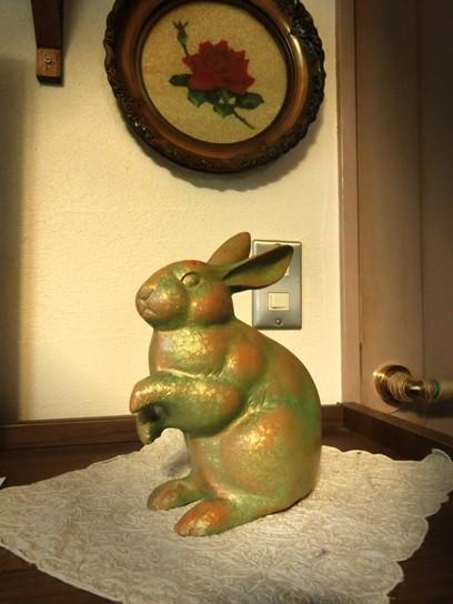 ウサギとカメ (2)