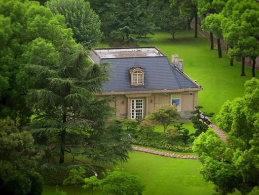 花園飯店_部屋からの眺め (1)