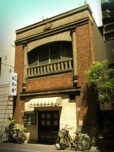 日本橋小網町13_桃乳舎 (2)