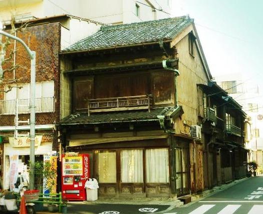 東京都中央区築地6-7-9_和風建築