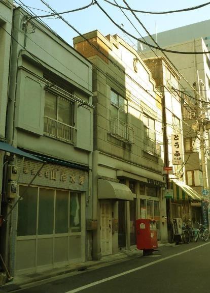 東京都中央区築地6-8-6_中央築地六郵便局 (1)