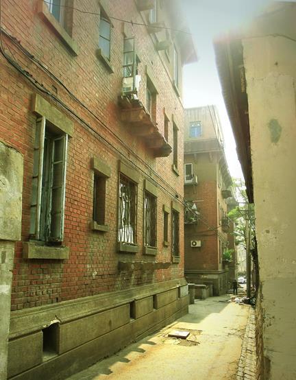 旧満鉄集合住宅 (1)