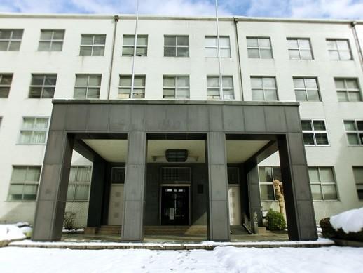 川崎市庁舎 (1)